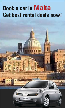 Car Rental Malta
